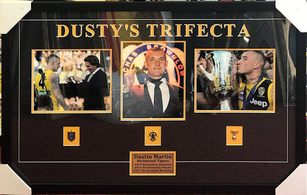 Dusty's Trifecta Poster