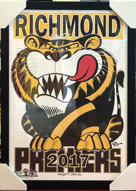 A MOST Memorable Tigers Premiership