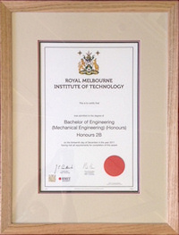 Batchelor of Engineering Diploma