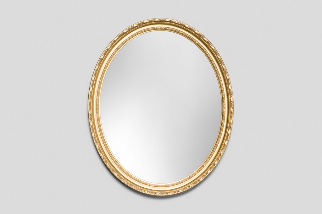 ItemCode 267Oval(Gold)