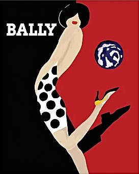 A range of fabulous Bally Prints