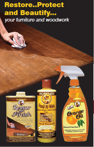 Howard Quality Wood Care Products