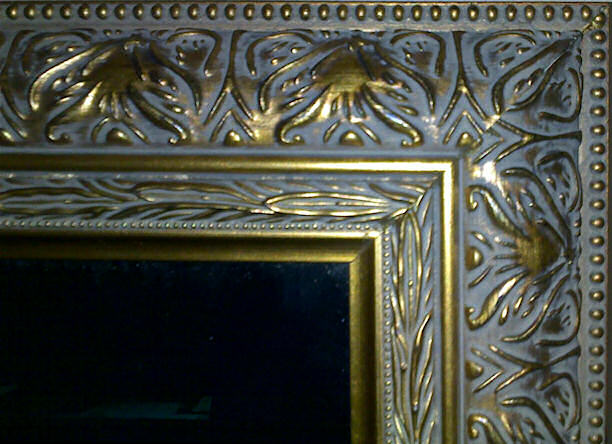 Etching Frames Detail